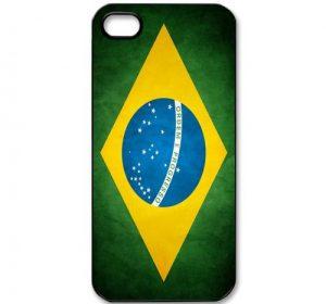 Vintage Brazil - iPhone 5C skal