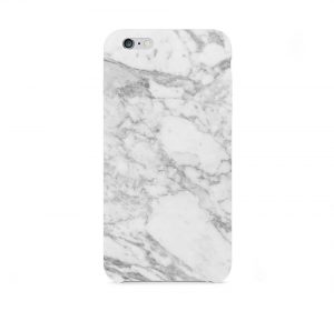 White Marble - iPhone 6 skal