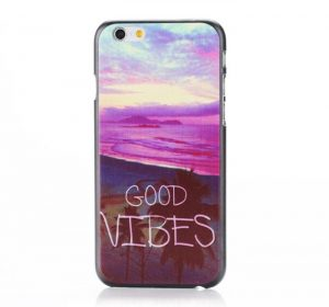 DO Good Vibes - iPhone 6 Plus skal