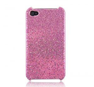 Bling - iPhone 6 skal - Rosa