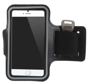 iRun Deluxe - Svart - iPhone 6 Plus