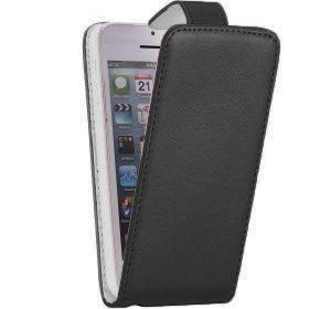 FlipCase - iPhone 6 Plus - Svart