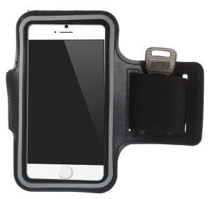 iRun Deluxe - Svart - iPhone 6