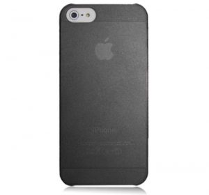 Matte Slim - Svart - iPhone 6 Plus skal