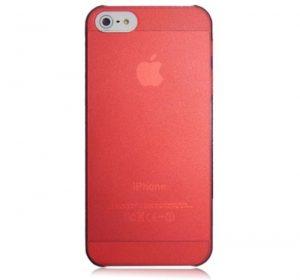 Matte Slim - Röd - iPhone 6 Plus skal