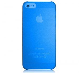 Matte Slim - Blå - iPhone 6 skal
