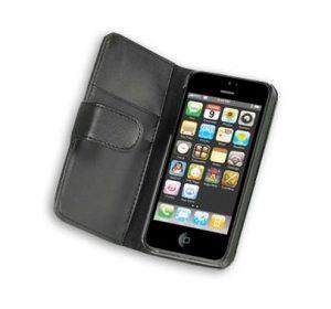 iPhone 6 Plus Plånbok - MS iWallet - Svart