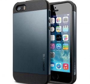 Slim Armor - Svart - iPhone 6 Plus