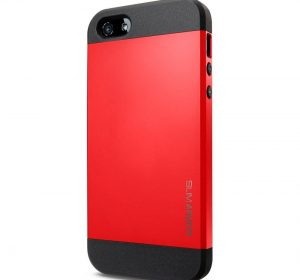 Slim Armor - Röd - iPhone 6 Plus