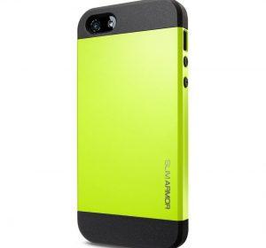 Slim Armor - Grön - iPhone 6