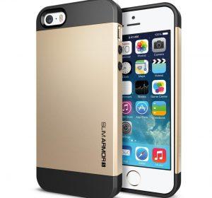 Slim Armor - Guld - iPhone 6