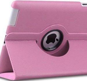 "iPad Air 360"" Rotating Stand & Case - Rosa"