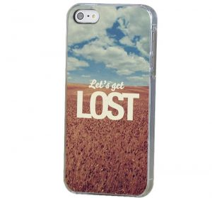 DO Lost - iPhone 5/5S skal