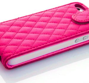 FlipCase Deluxe - iPhone 5 - Rosa