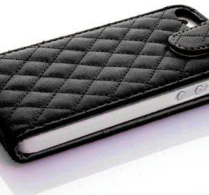 FlipCase Deluxe - iPhone 5 - Svart