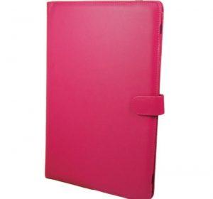"Wartinoe Leather - Rosa - MacBook Fodral (13"")"