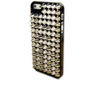 Love Spikes Deluxe - Svart - iPhone 5
