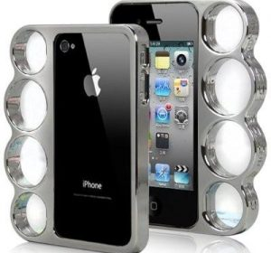 KnuckleCase - iPhone 5