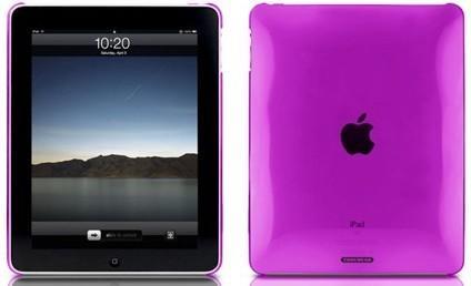 CrystalPad - Lila - iPad mini