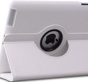 "iPad Mini 360"" Rotating Stand & Case - Vit"