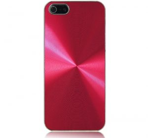 Disc - Röd - iPhone 5 skal