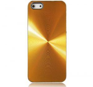 Disc - Guld - iPhone 5 skal