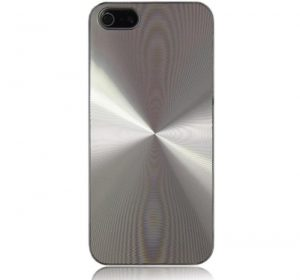 Disc - Silver - iPhone 5 skal