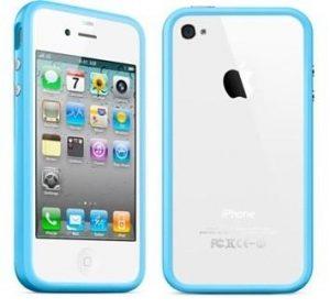 Classic Bumper - iPhone 5 - Blå