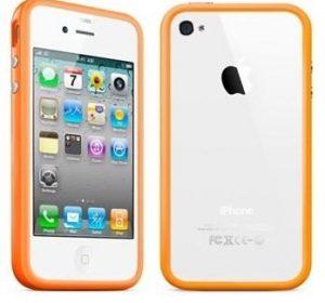 Classic Bumper - iPhone 5 - Orange
