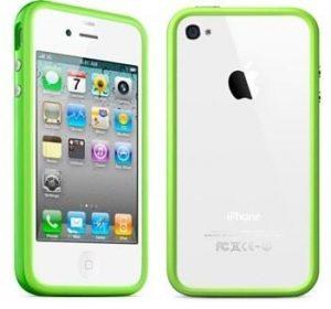 Classic Bumper - iPhone 5 - Grön