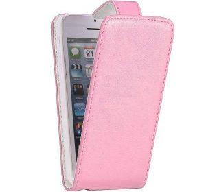 FlipCase - iPhone 5 - Rosa