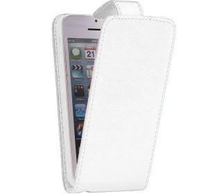 FlipCase - iPhone 5 - Vit