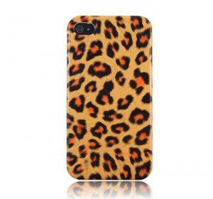 Leopard - Brun - iPhone 5 skal