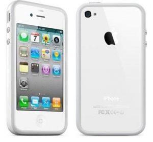 Classic Bumper - iPhone 5 - Vit