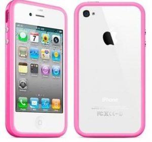 Classic Bumper - iPhone 5 - Rosa