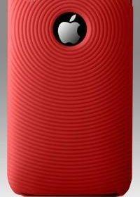 Swirling - Röd - iPhone 3G