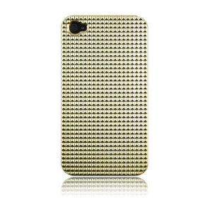 MS Mirage - Guld - iPhone 4/4S skal