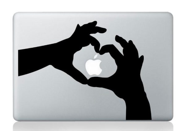 Sticker - Peace & Love