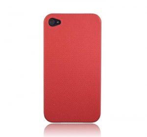 Classic - Röd - iPhone 4/4S skal