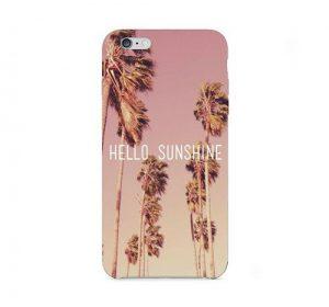 DO Sunshine - iPhone 6 skal