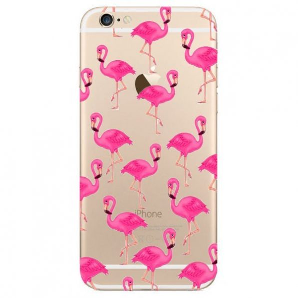 Flamingo - iPhone X/Xs skal