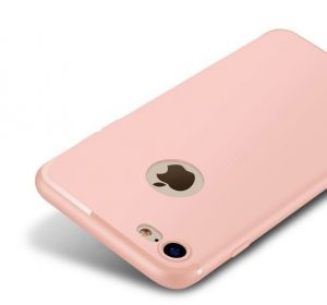 Deluxe - Pink - iPhone 7/8 Skal
