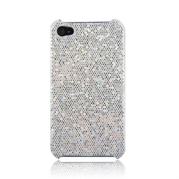 Bling - iPhone 7/8 Plus skal - Silver