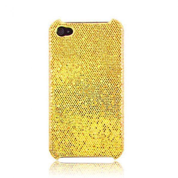 Bling - iPhone 7/8 Plus skal - Guld