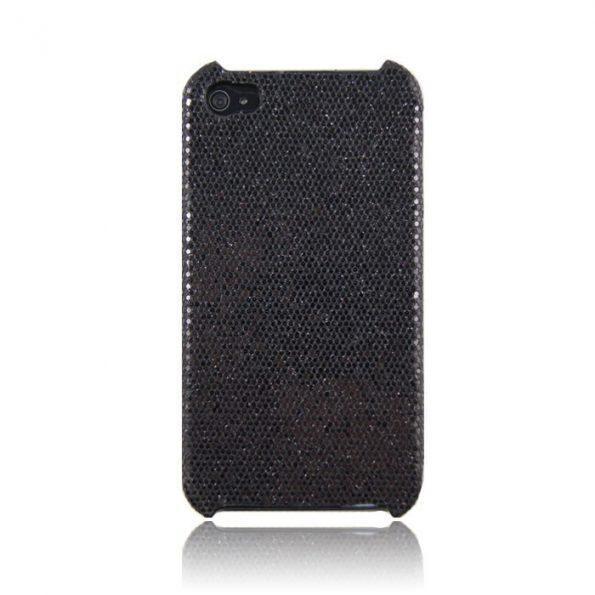 Bling - iPhone 7/8 Plus skal - Svart