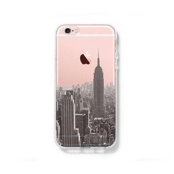New York - iPhone 7/8 Plus skal