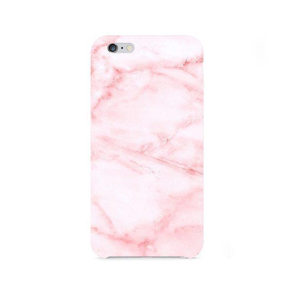 Pink Marble - iPhone 7/8 Plus skal