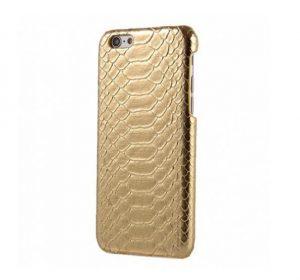 Snake - Guld - iPhone 7/8 Plus skal