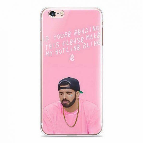 Drake - iPhone 7/8 Plus skal