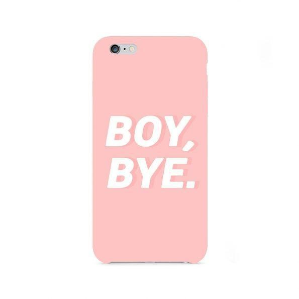 Boy Bye - iPhone X/Xs skal